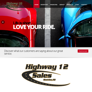 Car Dealership Website